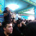 مداحی سید محمد عاملی اردبیلی در تشتگذازی