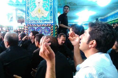 معرفی مراسم تشتگذاری مسجد جامع اردبیل