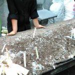 تصاویر مراسم شمع پایلاما اردبیل (2)