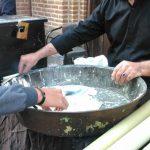 تصاویر مراسم شمع پایلاما اردبیل (3)
