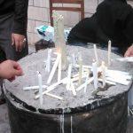 تصاویر مراسم شمعگردانی تاسوعا (6)