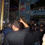 معرفی مراسم عزاداری شب قبل از تاسوعا در اردبیل شماره 2